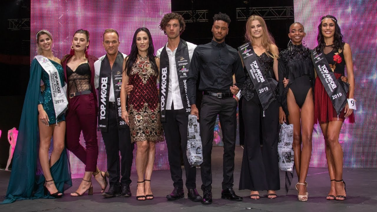 Top Billing goes behind the scenes of Top Model SA | PREVIEW