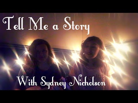 Tell Me a Story | Cover by Simmie J. Patoka and Sydney Nicholson