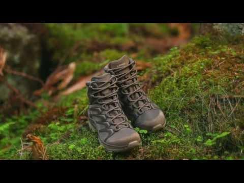 27343a12b Taktická obuv LOWA - YouTube