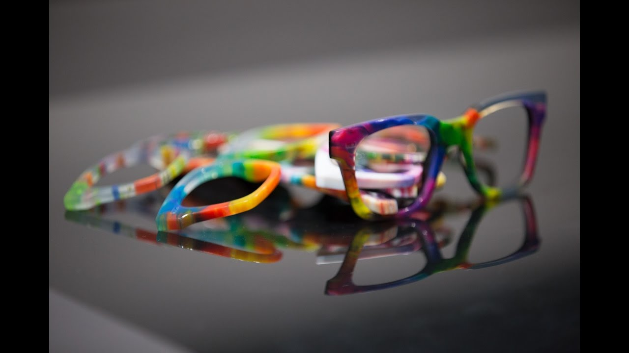 Eyewear Icon Safilo Makes Frames for Top Fashion Brands in Record Time with Stratasys 3D Printing
