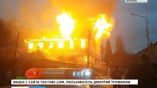 Шансов выбраться из горящего здания у людей было немного