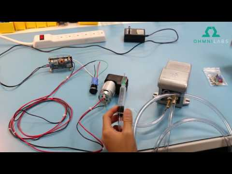 How to make a low cost Vacuum Pickup Tool for SMT Pick and Place