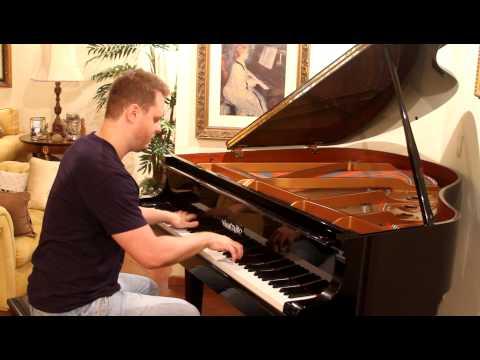 Pokemon theme on Piano - Pokemon First Season Music