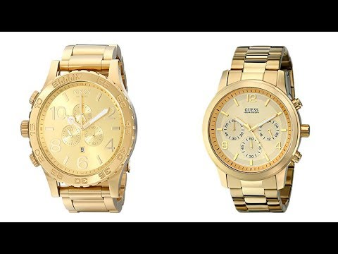 Top 4 Best Gold Watches For Men 2019
