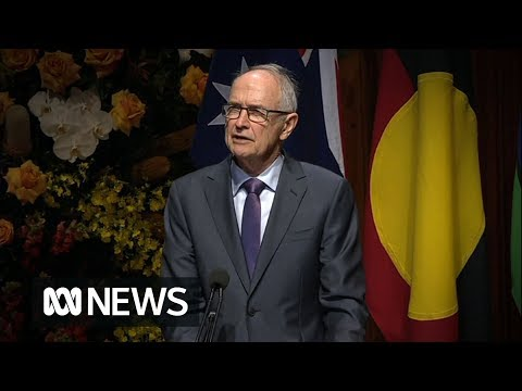 "Hawke Memorial: Ross Garnaut recalls Bob Hawke saying ""we should be the clever country"" | ABC News"