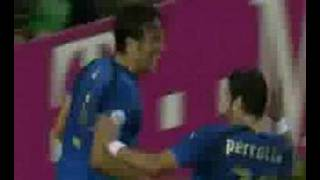Italie 3-0 Ukraine