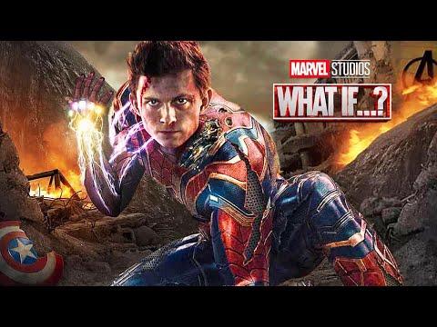 Spider-Man Marvel What If Trailer Easter Eggs Breakdown