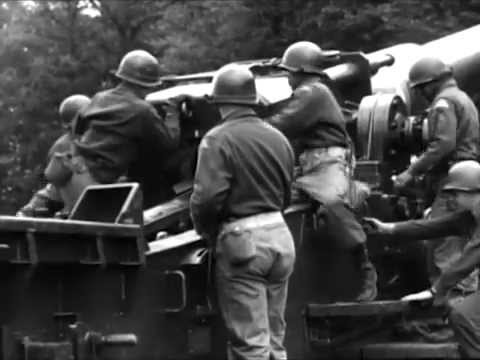 Big Picture: 1954 NATO Maneuvers - CharlieDeanArchives / Army Archival Footage