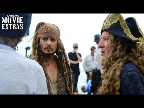 Pirates of the Caribbean: Dead Men Tell No Tales 'Craft' Featurette (2017)