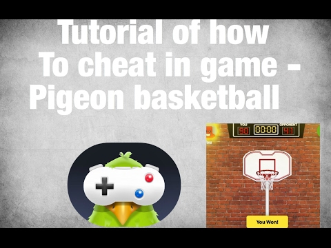 Tutorial: How To Cheat In Game Pigeon Basketball😱😱: iOS  iMessaging Gaming