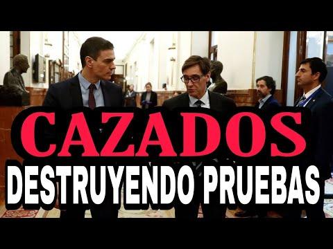 EL GOBIERNO PAGA 100.000 € POR DESTRUIR DOCUMENTACIÓN SOBRE LA GESTIÓN DEL COVID.
