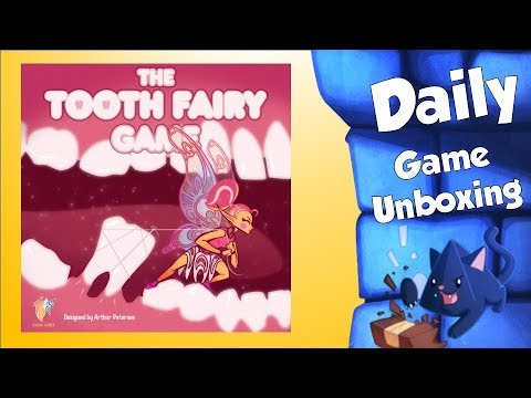 Tooth Fairy Game - Daily Game Unboxing