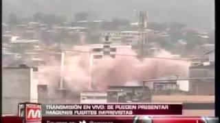 Demolición Centro Comercial