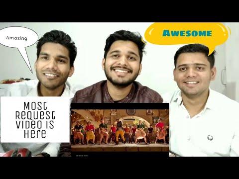 M BROS REACT ON |Top Lesi Poddi Video Song | Allu Arjun, Catherine |Sri Balaji Video |