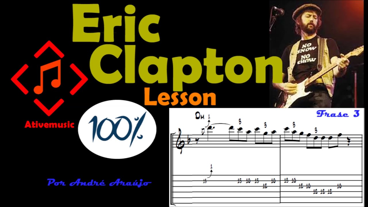Eric Clapton Lesson 8 Points Ativemusic