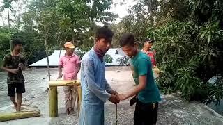 O Lolona O Lolona ও ললনা ও ললনা Bangla  Funny Music Video Shooting  2018