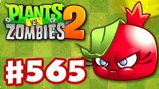 Plants vs. Zombies 2 Gameplay Walkthrough Part 565 Bombegranite Premium Seeds Epic Quest