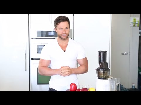 Kuvings Wide Mouth Slow Juicer Review : Kuvings Wide Mouth Slow Juicer - YouTube