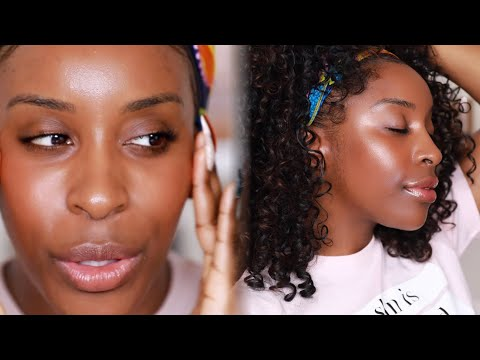Makeup For Finessers!!!  No Makeup Makeup  Tutorial | Jackie Aina