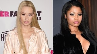 Iggy Azalea Leads AMA Nominations Beating Out Nicki Minaj