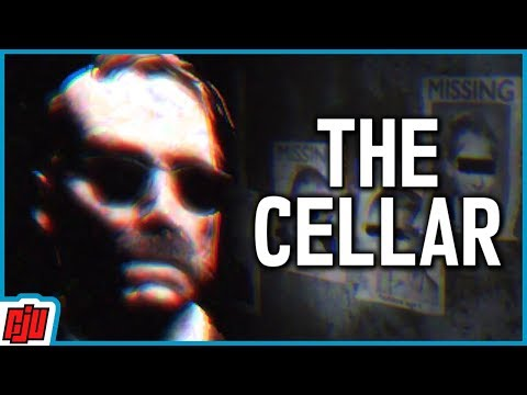 The Cellar | Indie Horror Game | PC Gameplay Walkthrough