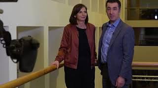 Katrin Göring-Eckardt und Cem Özdemir zum Ende der Jamaika-Sondierungen