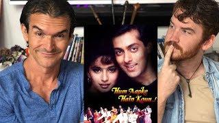 Hum Aapke Hai Koun Trailer REACTION!   Salman Khan   Madhuri Dixit