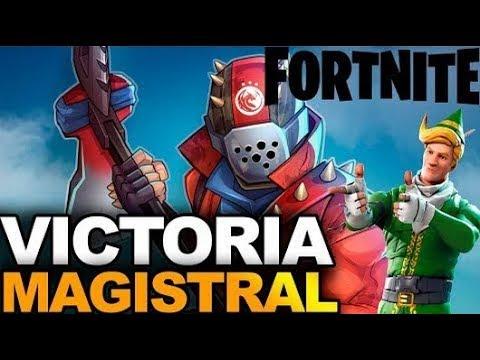 Victoria Magistral #1