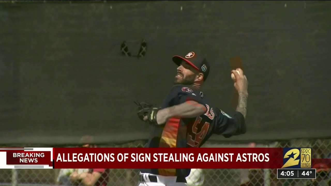 What you need to know amid Astros sign-stealing accusations