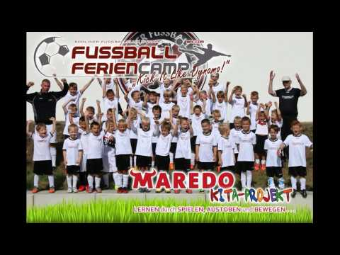 BFC Dynamo | Berliner Rundfunk - Vereins-Initiative - Maredo-Kitaprojekt