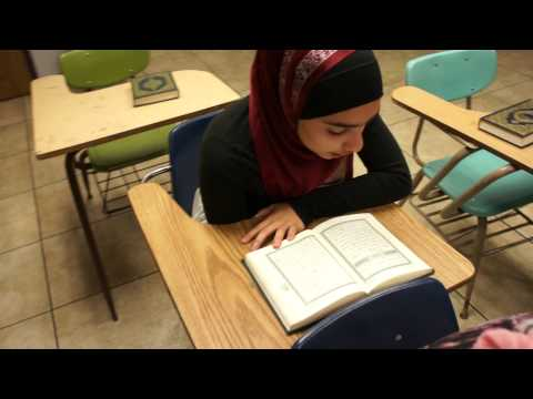 l Hadi School Quran recitation for students born and raised in USA
