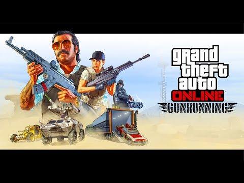 GTA V Online: QUASE TUDO SOBRE A NOVA DLC TRÁFICO DE ARMAS!!