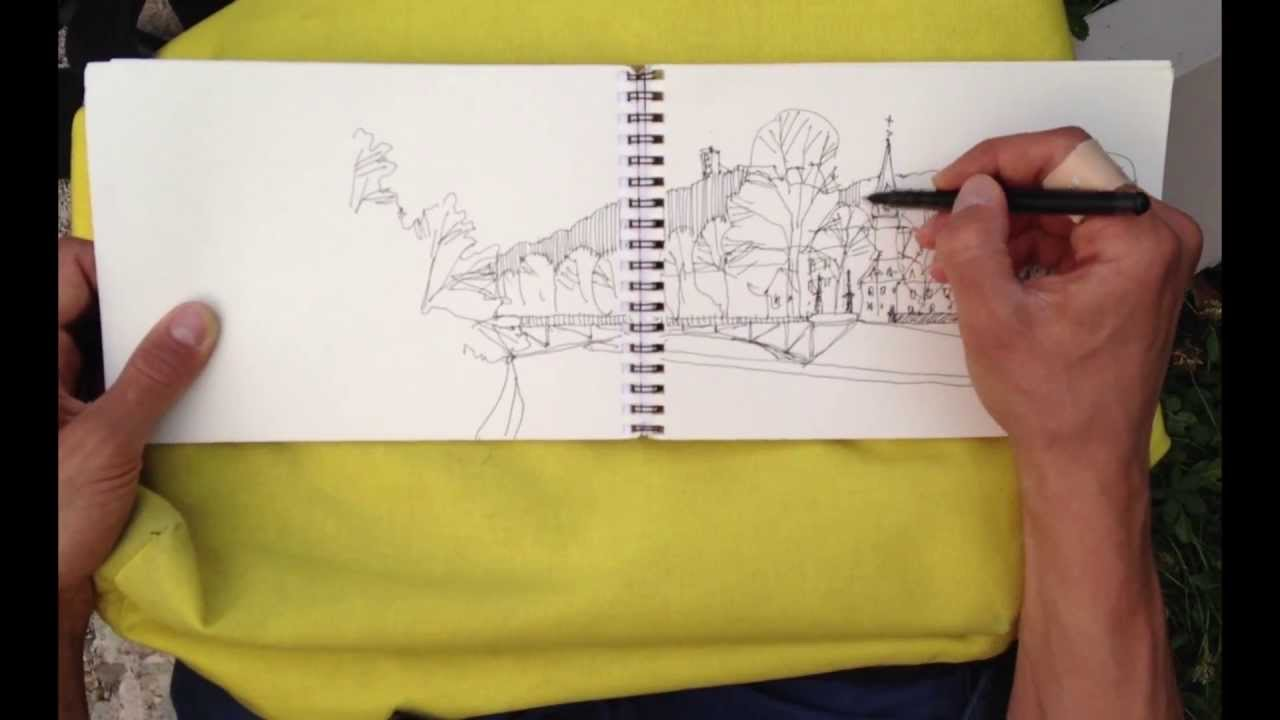 Landscape Architecture Drawings linescapes: introduction video - youtube