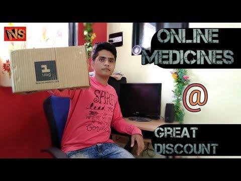 Buy Online Medicines At BIG Discounts