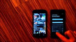 trnd-Test HTC Windows Phone 8x - Internetfreigabe / Hotspot