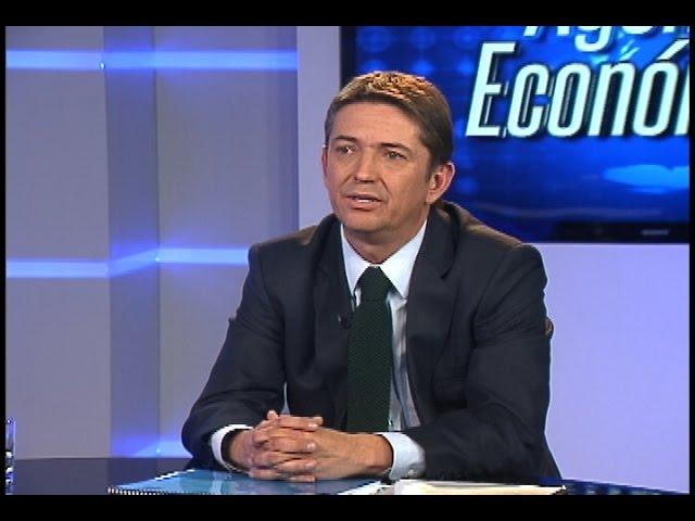Hugo Contreras profundizó en la evasión del IVA en Chile/Vía CNN Chile.