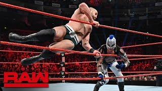 Rey Mysterio vs. Cesaro: Raw, May 13, 2019