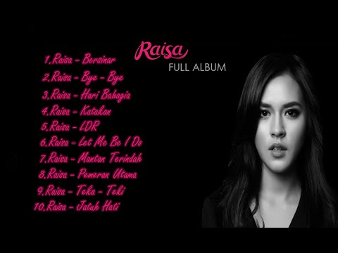 Raisa - LDR The Best Collection 2015 Full Album