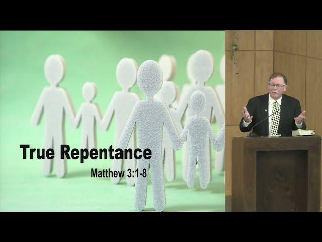 July 11, 2021 - True Repentance