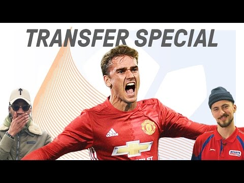 Is Antoine Griezmann Going To Join Man United? Comments Below Transfer Special