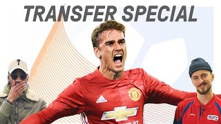 is antoine griezmann going to join man united comments below transfer special