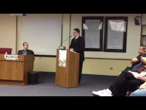 Chino Valley Unified School District Board Meeting Youtube