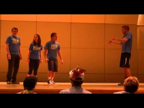 Miamisburg High School    Destination Imagination Improv Games, Global Finals 2015