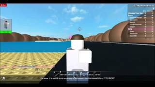 CreeperVenenado's ROBLOX video