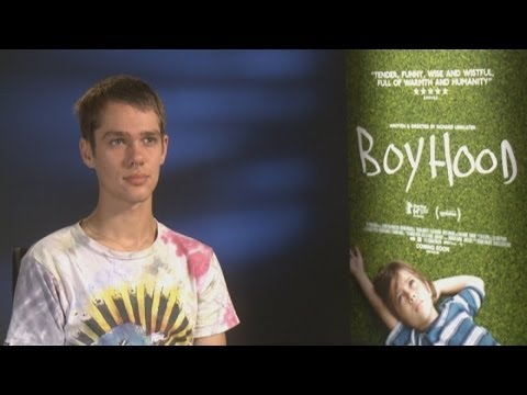 Ellar Coltrane : Actor on watching himself grow old in new film Boyhood