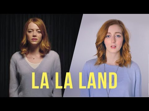 LA LA LAND 🌌 The Audition (The Fools Who Dream) Cover
