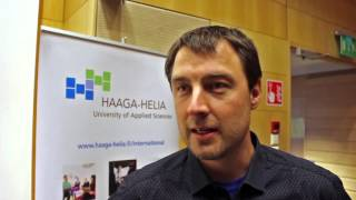 Haaga-Helia, The Future of Sport Marketing 2015