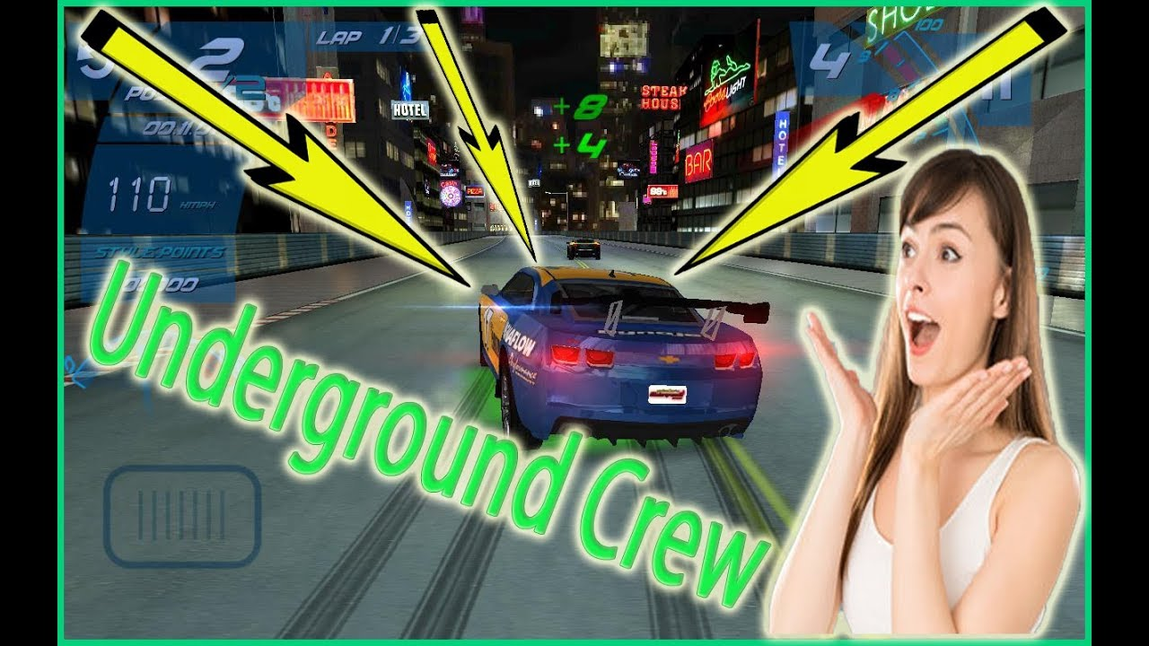 Underground Crew Mod Apk Car Racing Games For Android