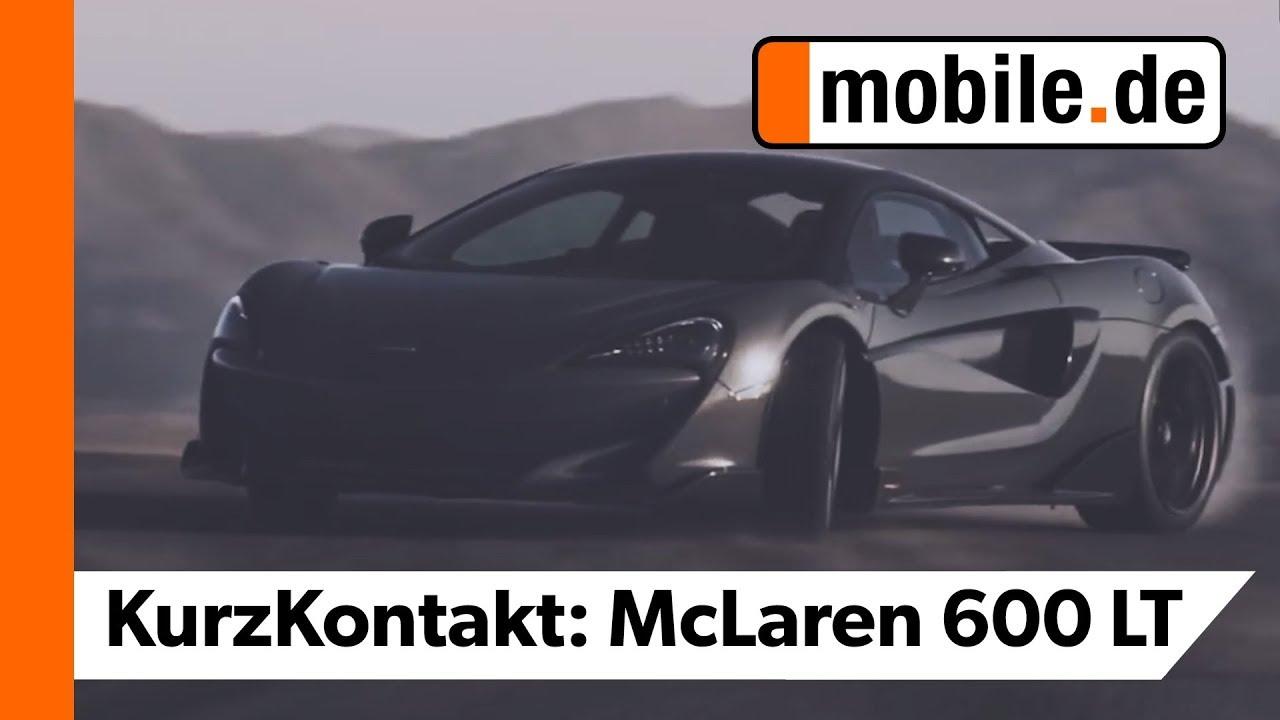 mclaren 600lt | kurzkontakt - youtube