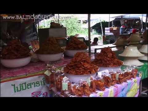 Азиатский рынок, Тайланд | ตลาด, อาหาร, ประเทศไทย | Market, Food, Thailand